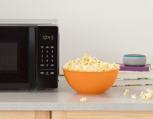 Amazon Just Launched A Microwave With Alexa