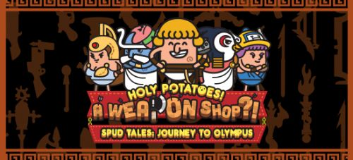 "'Holy Potatoes! A Weapon Shop?!' Getting ""Spud Tales: Journey to Olympus"" DLC on iOS and Android this Friday"