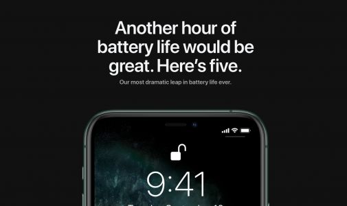 IPhone 11 and iPhone 11 Pro improves on iPhone XR stellar battery life