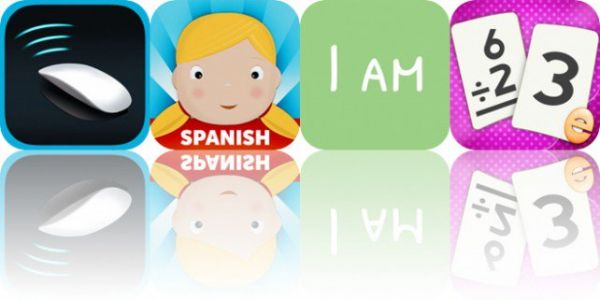 Today's Apps Gone Free: Remote Mouse, Bilingual Child, I Am and More