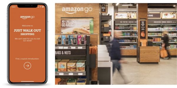 Amazon Opens Checkout-Free 'Amazon Go' Grocery Store to the Public in Seattle