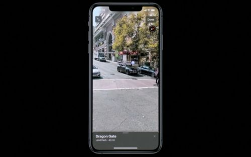Will Apple Make Look Around for Maps Their Street View?