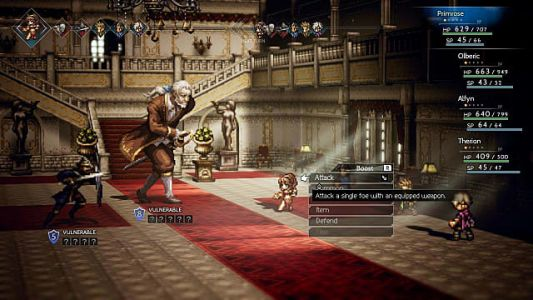 International Rating Suggests Octopath Traveler Could Get a PC Port Soon