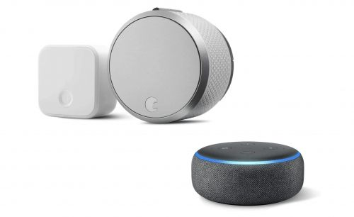 August Smart Lock Pro + Echo Dot For $135 - Black Friday Deals 2020