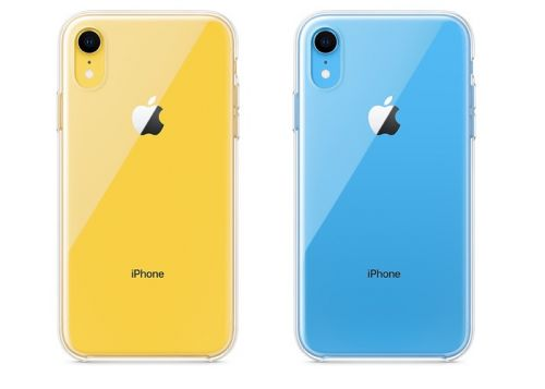 Apple iPhone XR gets an official Apple clear case