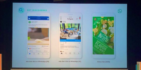 WhatsApp users will start seeing in-app ads within 'Status' feature from 2020
