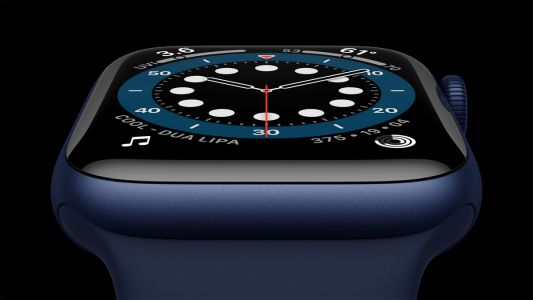 Apple Watch Series 6 Will Not Ship With A Power Adapter