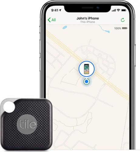 Apple Reportedly Working on Tile-Like Item Tracker Plus Merged 'Find My iPhone' and 'Find My Friends' App