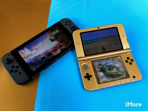 Nintendo Switch vs. Nintendo 3DS: Which should you buy?