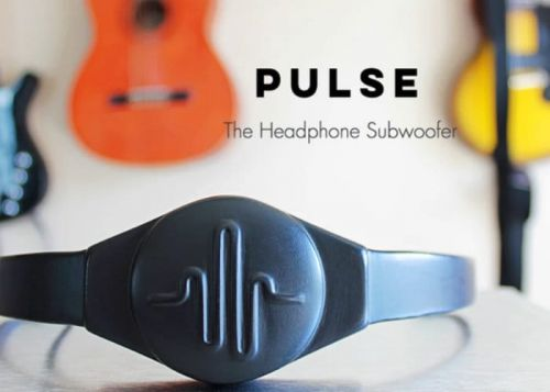 Add A Subwoofer To Your Headphones With Pulse
