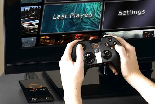 Game streaming's latency problems will be over in a few years, CEO says