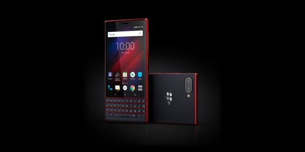 BlackBerry Key2 LE 'Atomic' red color now available in the US for $499, 'Champagne' too