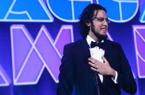 Indie dev Rami Ismail accepts GDC Ambassador Award for slaying gaming's injustices