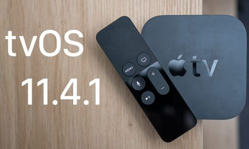 Apple Releases tvOS 11.4.1 for 4th and 5th Generation Apple TV Models