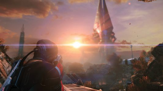 Mass Effect: Legendary Edition isn't hurting the original game's atmosphere