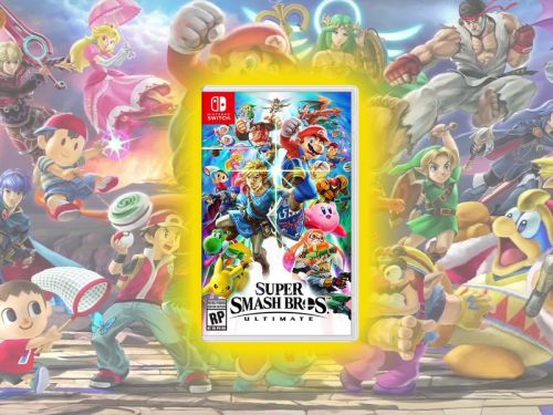 Super Smash Bros. Ultimate available for pre-order now!