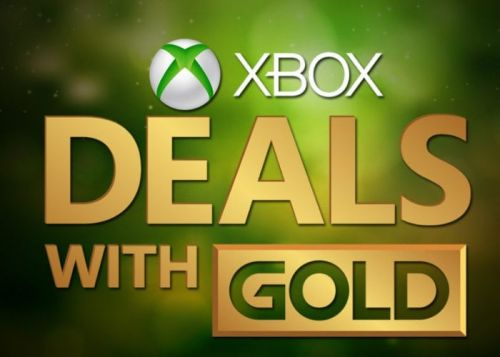 Xbox game deals with Gold offers up to 85% off