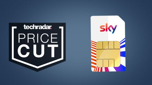 Sky Mobile has one of the best cheap SIM only deals around.for a limited time
