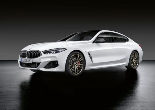 BMW 8 Series Gran Coupe gets M Performance options