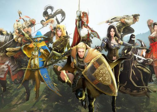 Black Desert Online features in This Week on Xbox