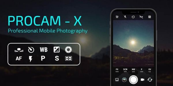 Today's Android app deals + freebies: ProCam X, Coloring Book+, more