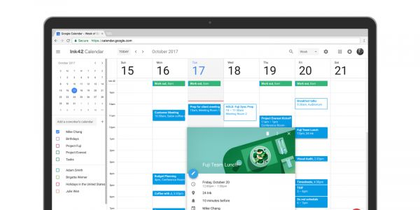 Google Calendar add-ons bring native support for Citrix and other conferencing tools