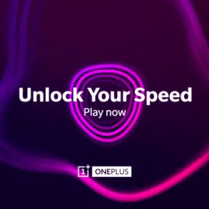 OnePlus fans can win a free OnePlus 6T by tapping their phone's display