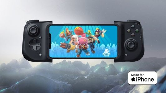 Razer Kishi game controller for iPhone now available at Apple Stores