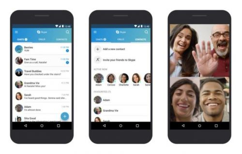 Upcoming Skype Update Will Let Users Archive Conversations