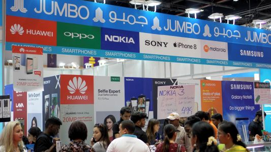 Top 5 deals from Jumbo at GITEX Shopper 2018