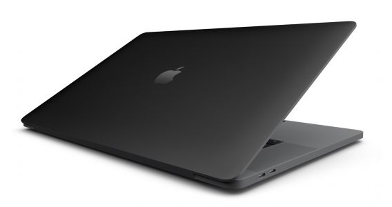 Apple Researching a Matte Black Finish for MacBooks