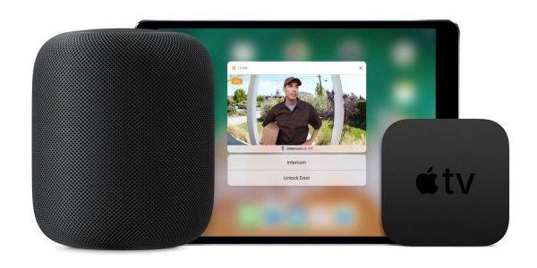 Apple removes entire doorbell category from HomeKit accessory list
