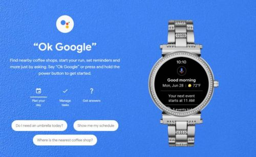 Wear OS update paves the way for Google's Pixel Watch