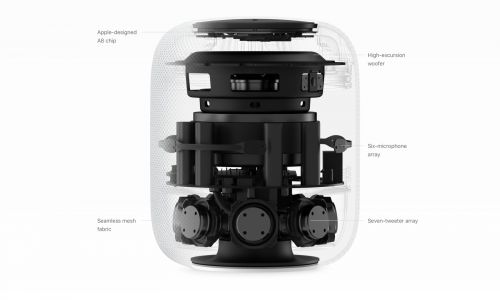 HomePod will launch with peer-to-peer AirPlay, multi-room and stereo coming this year