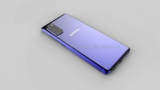 Samsung Galaxy S20 Ultra 5G could pack a 108MP camera with 100x zoom