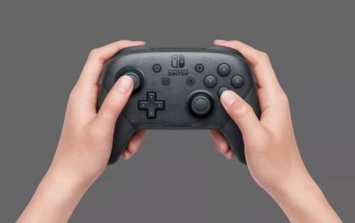 The Nintendo Switch Pro Controller Gets A Rare Discount