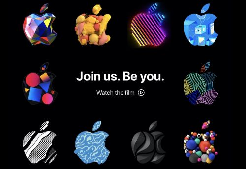 Apple Revamps Jobs Site With New Design and Video Featuring Animated Apple Logos