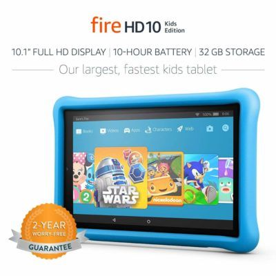 Amazon Debuts Updated Fire HD 10 Kids Edition Tablet & Show Mode
