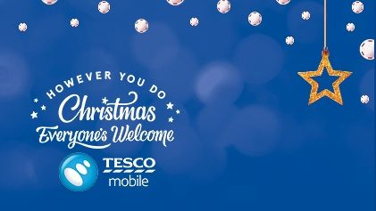 Tesco Mobile is offering 'affordable Christmas presents' with new iPhone and mobile deals