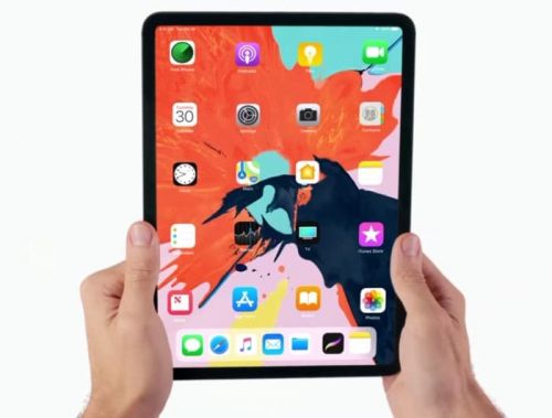 New Apple iPad Pro 2018