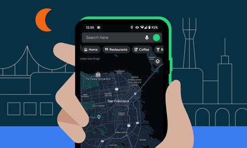 Google Maps Dark Mode Finally Rolling Out Globally