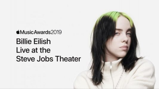Watch Now: Apple Live Streaming First Ever Apple Music Awards With Billie Eilish Performance