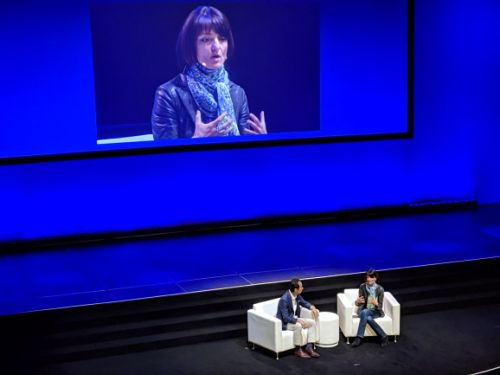 Regina Dugan: Companies using AI should consider worst-case scenarios