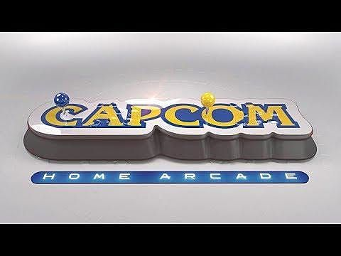 Capcom Brings The Classic Arcade Experience Home With New Arcade Stick