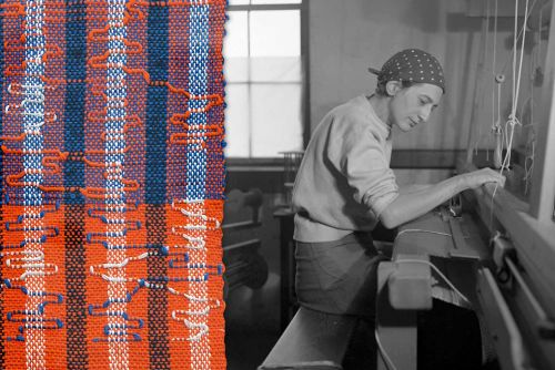 Anni Albers' Fabric of Belief at the Tate