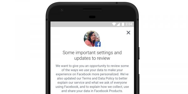 Many Facebook questions still unanswered, as non-EU users asked to review settings