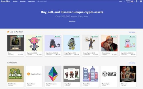 Rarebits raises $6 million for site where you can buy and sell CryptoKitties