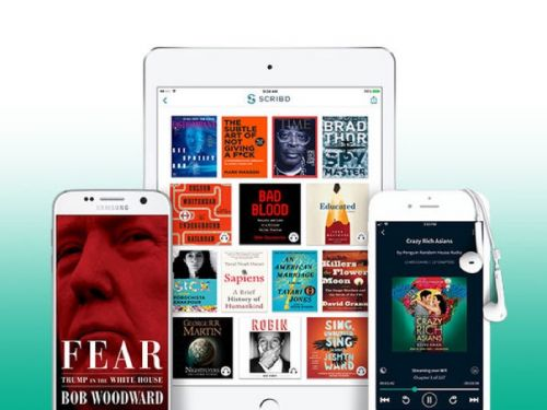 Save up to 21% on the Scribd Subscriptions