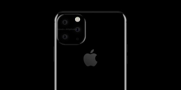 WSJ: Triple rear camera for high-end 'iPhone 11', XR successor gets dual lenses