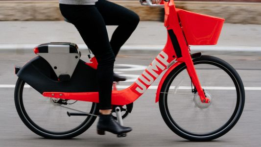 Uber e-bikes could drive, park, and charge themselves